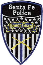 SFPD Honor Guard Patch