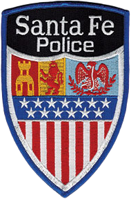 Santa Fe Police Department Patch